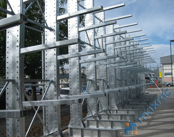 Mid-duty Cantilever Rack