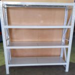 LS New Grey Shelving